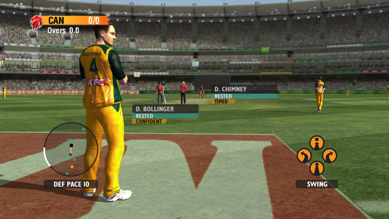 VG-Reloaded Review: International Cricket 2010 (PS3) | Video