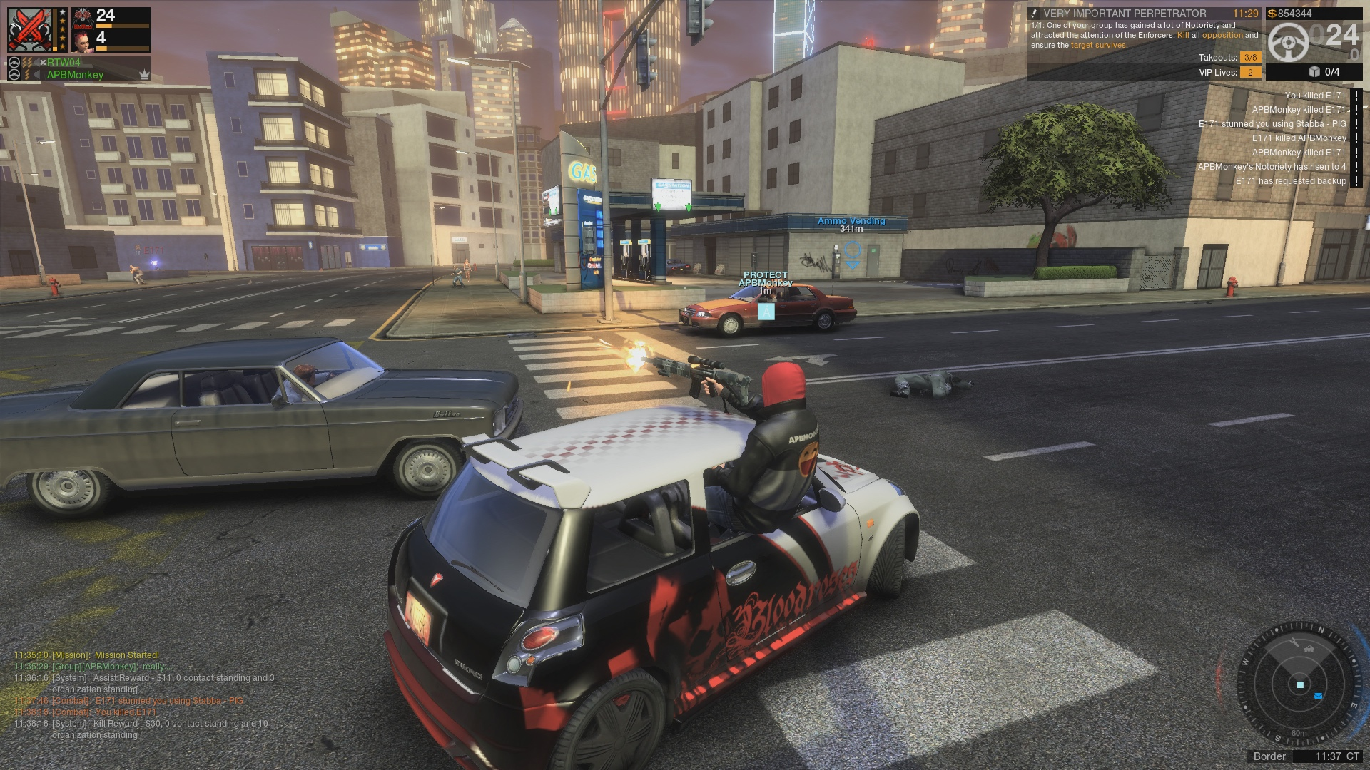 Matchmaking APB Reloaded General Discussions
