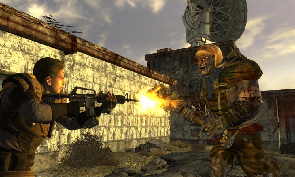 Vg Reloaded Review Fallout New Vegas Xbox 360 Video Games Reloaded