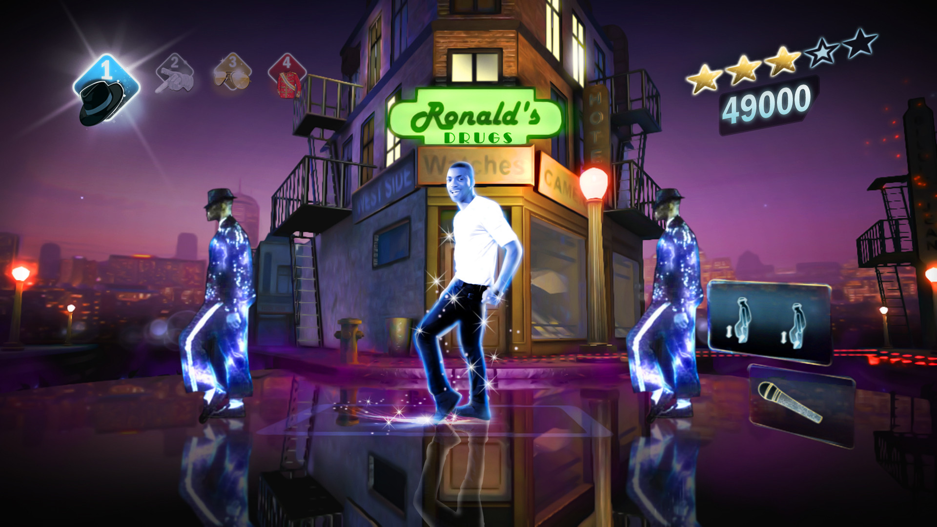 vg reloaded review michael jackson the experience xbox 360