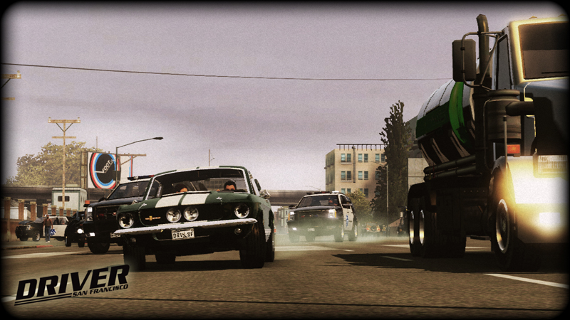 Vg Reloaded Review Driver San Francisco Xbox 360 Video Games