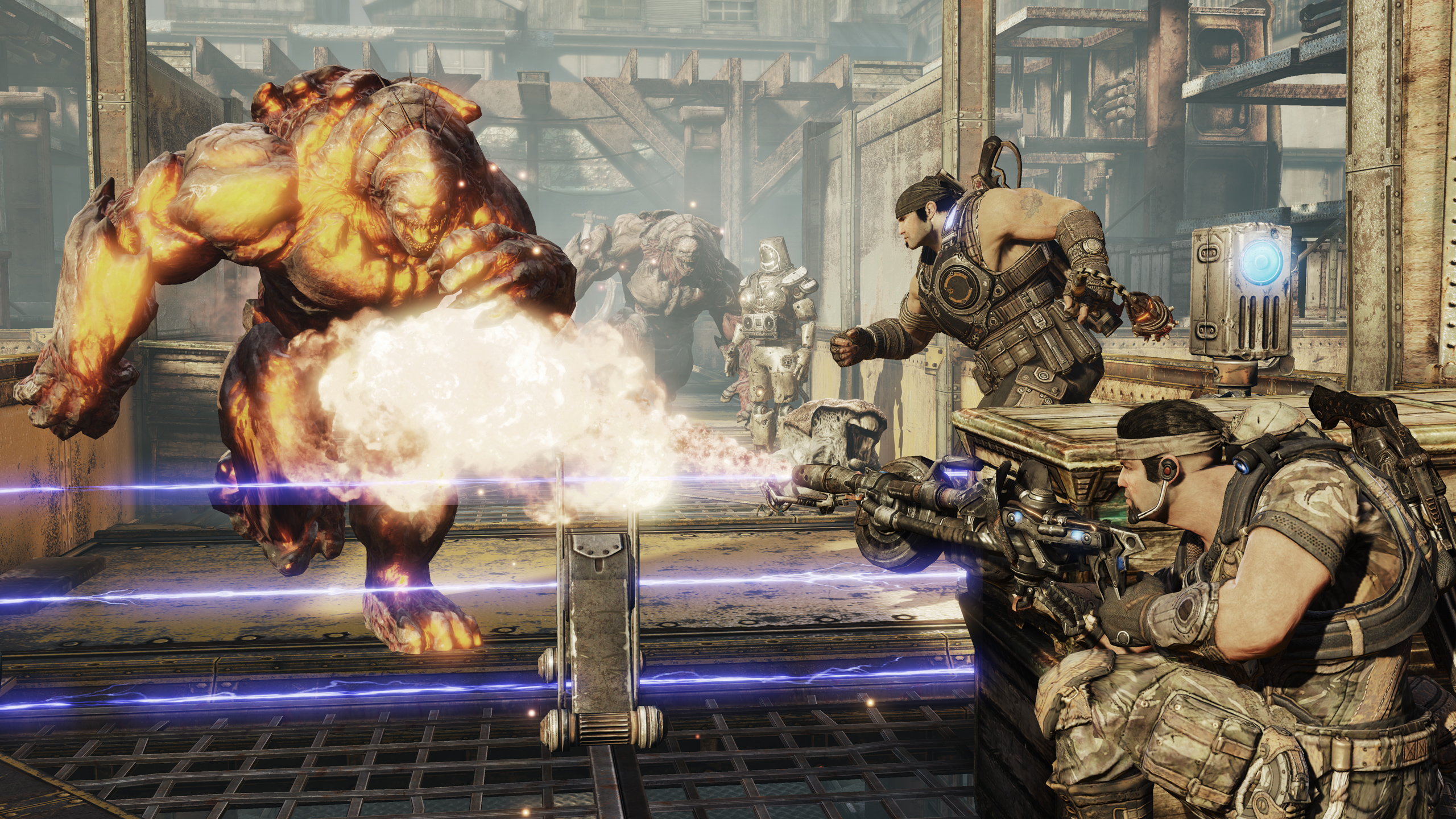 VG-Reloaded Review: Gears of War 3 (Xbox 360) | Video Games