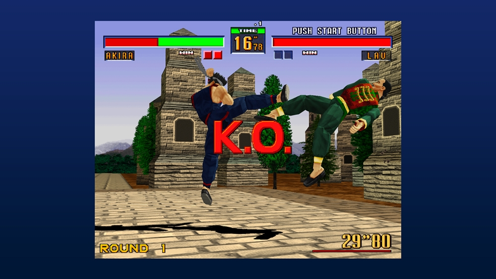 VG-Reloaded Reviews: Virtua Fighter 2/Fighting Vipers (XBLA