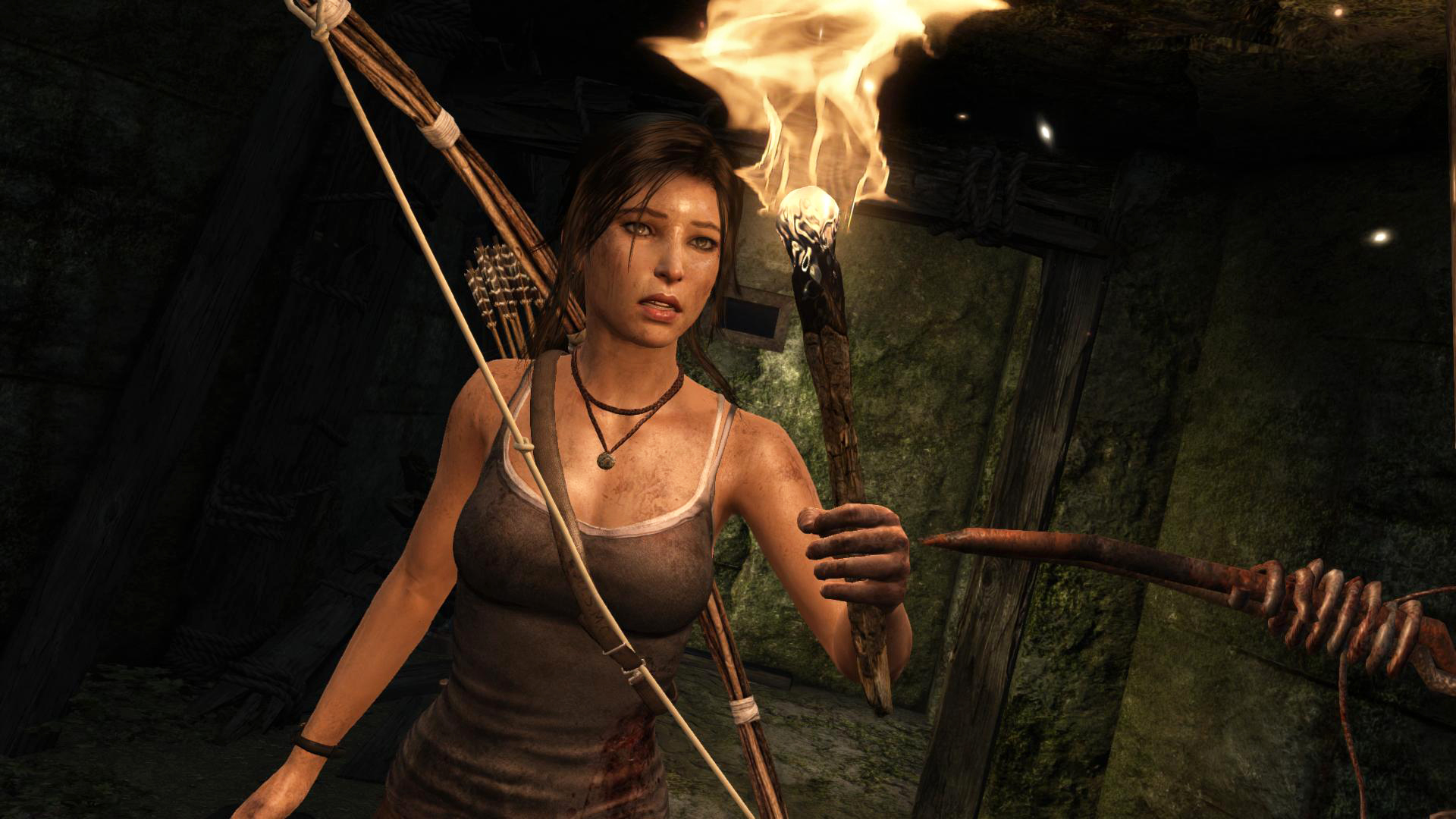 Xbox 360 Ps3 Review Tomb Raider Video Games Reloaded Video