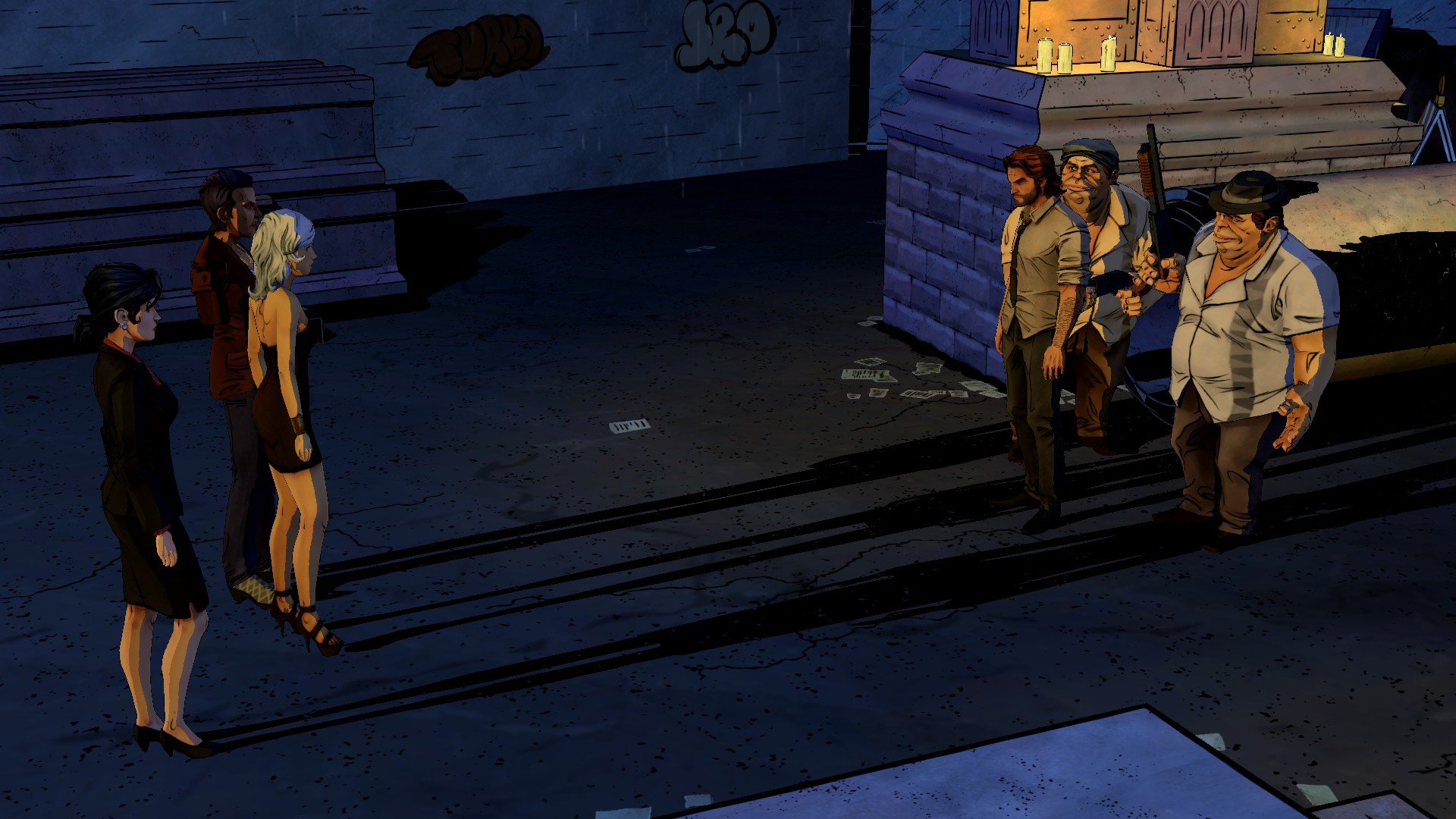 PS3 Review: The Wolf Among Us ? Episode 3: A Crooked Mile