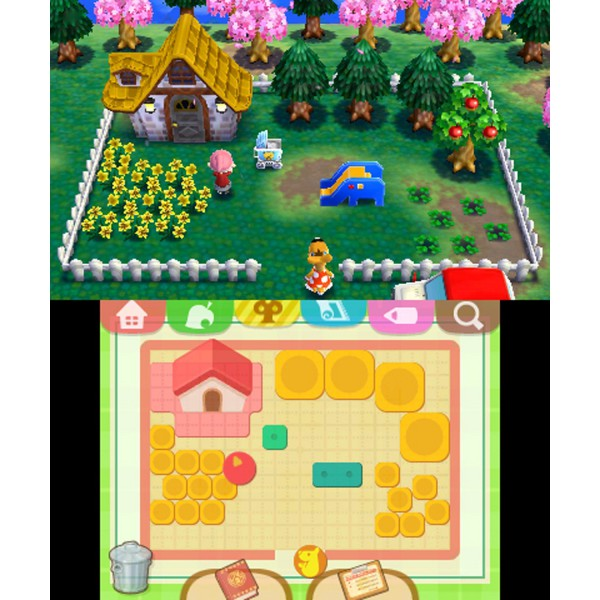 3DS Review: Animal Crossing: Happy Home Designer | Video Games ...