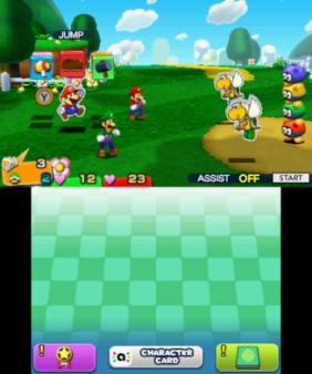 3ds Review Mario Luigi Paper Jam Bros Video Games