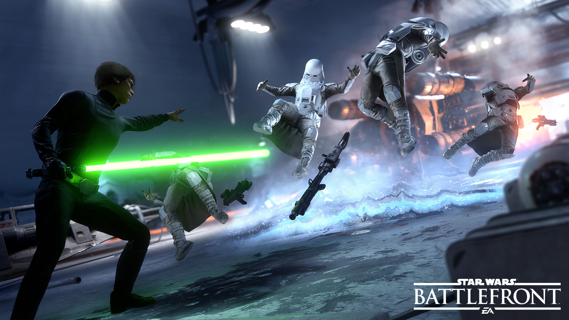 ps4 review: star wars: battlefront | video games reloaded