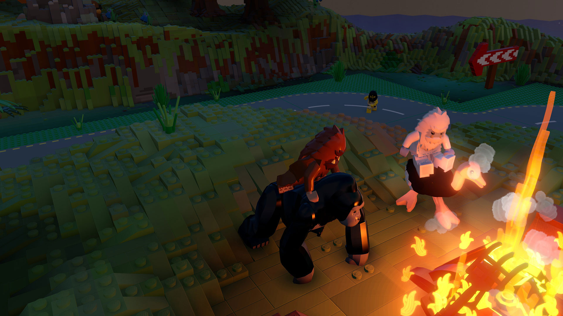 Ps4 Review Lego Worlds Video Games Reloaded