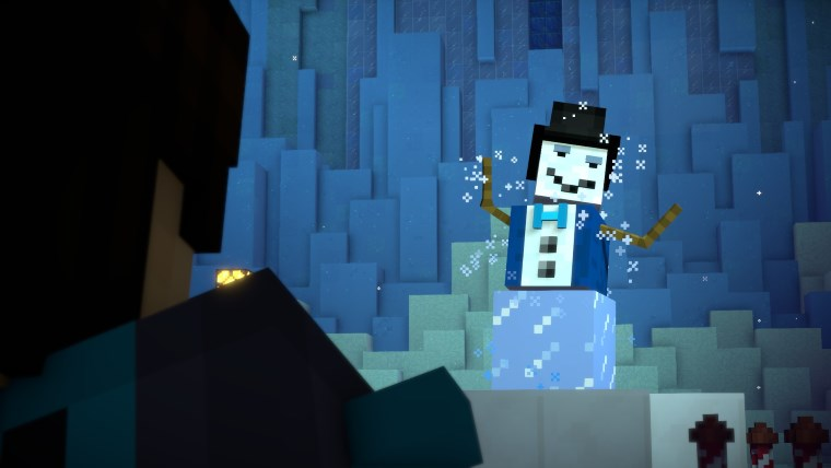 Ps4 Review Minecraft Story Mode Season 2 Episode 2 Giant