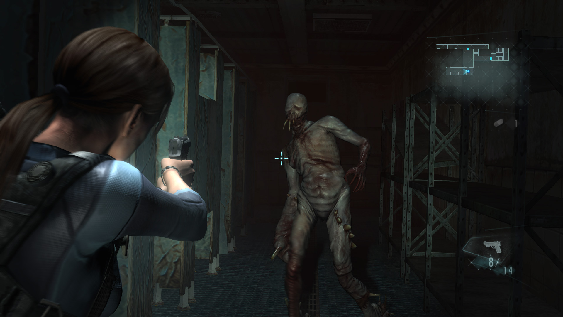 Ps4 Review Resident Evil Revelations Video Games Reloaded
