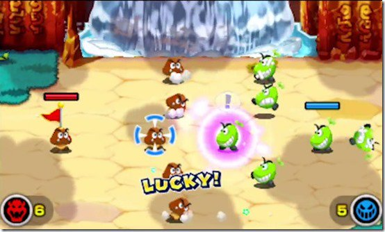 3ds Review Mario And Luigi Superstar Saga Bowser S Minions