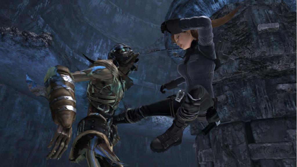 Xbox 360 Review Tomb Raider Underworld Lara S Shadow Video